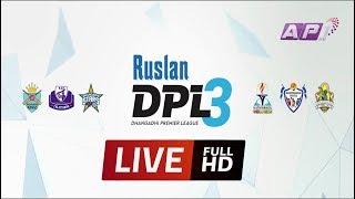 🔴 RUSLAN DPL 3 🏏 || MAHENDRANAGAR UNITED Vs. CYC ATTARIYA || LIVE