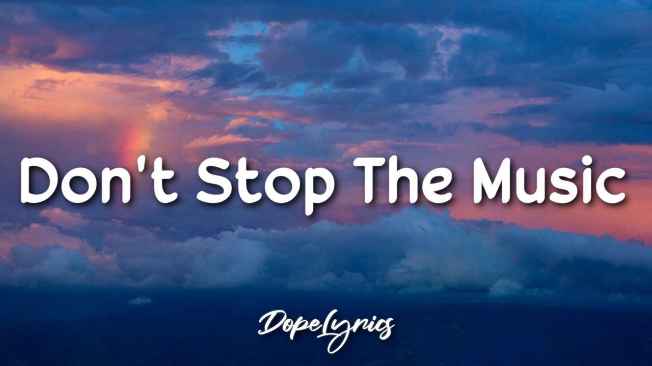 Download Don't Stop The Music - Rihanna (Lyrics) 🎵