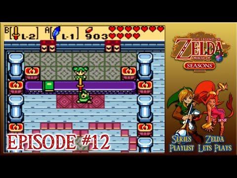 The Legend Of Zelda: Oracle Of Seasons - Hero's Cave & Secrets Of Labrynna - Episode 12