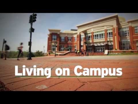 Living on Campus at UNC Charlotte