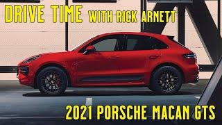 Drive Time Car Review: 2021 Porsche Macan GTS