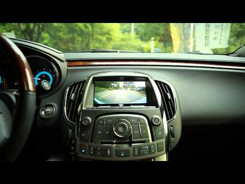 360 OmniVue - 4 Camera Vehicle Surveillance System