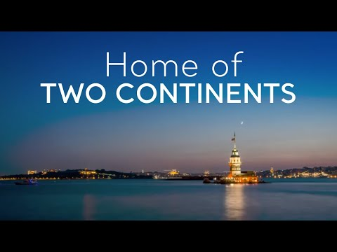 Turkey: Home of TWO CONTINENTS