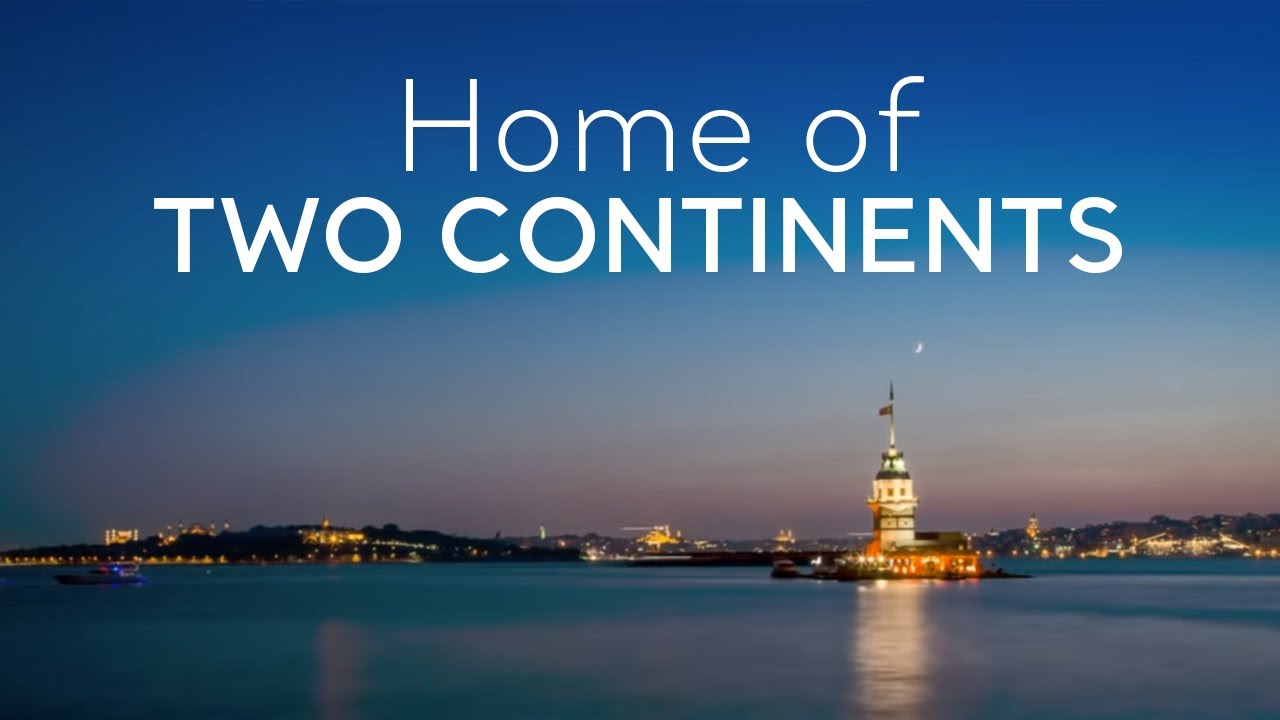 Go Turkey - Home of TWO CONTINENTS
