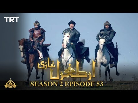Ertugrul Ghazi Urdu | Episode 53| Season 2