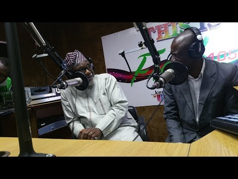 Governor Rotimi Akeredolu of Ondo State on Political Circuit with The Mayor Isaac Brown