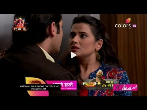 Kasam Tere Pyaar Ki Amazing Episode
