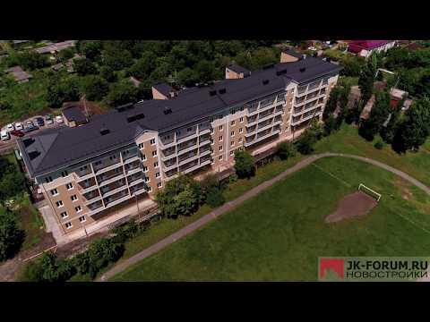 ЖК «Уютный Дом» :: 26 мая 2017 :: Краснодар, Колосистый :: этапы строительства