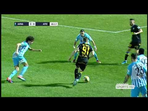 Βίντεο αγώνα: Εθνικός Άχνας 0-0 ΑΠΟΕΛ #2η