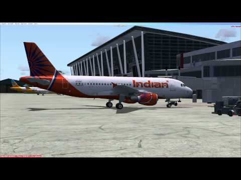 FSX INDIAN AIRLINES