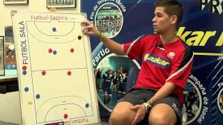 Las salidas de presión según Diego Ríos (8/9 videos)
