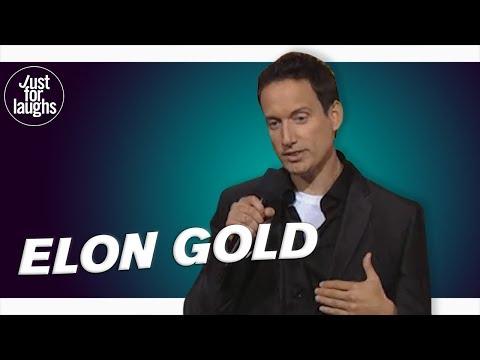Elon Gold - Food Is Better Than Sex