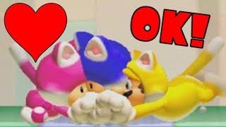 Super Mario Maker 2 🔧 Multiplayer Versus Love