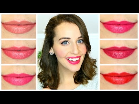 revlon-ultra-hd-matte-lip-color-swatches-+-review