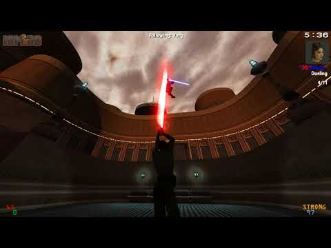 Jedi Knight: Jedi Academy: New Yorg vs Wisnia |