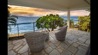 Escape to your own Maui Beach House