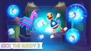 Новый Антистресс Бади - Кик Зе Бади 2 - Kick the Buddy: Forever