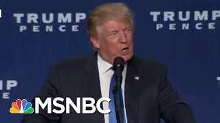 Hypocrisy: Watch Trump Get Demolished Over Hacked iPhone | The Beat With Ari Melber | MSNBC
