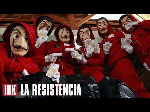 IBK - LA RESISTENCIA | FREE STEP