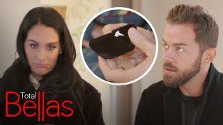 Nikki Bella Almost Spoils Her Own Surprise Proposal! | Total Bellas | E!