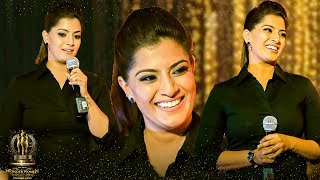 Too Hot!! Varalakshmi STUNNING In Black! Vera Level Candid Moments – WOW Awards