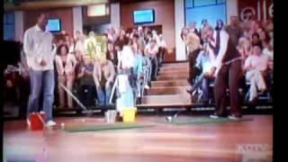 Tiger Woods on Ellen - 'Golfing Tips'.mp4