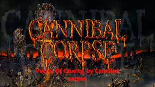 Cannibal Corpse Vector Of Cruelty, A skeletal Domain!