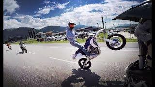Supermoto Rideout + Loud BMW E46 M3 - Part 2