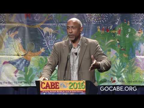 CABE 2016 Day Three - Pedro Noguera, UCLA
