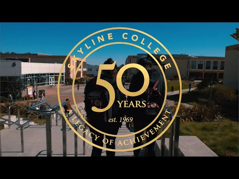 A Legacy of Achievement - Skyline College's 50th Anniversary