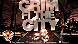 Kapella Don - Grim Fi The City (Dark) September 2019