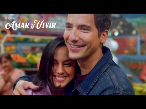 Amar y Vivir : Temporada 1 - Trailer l Netflix