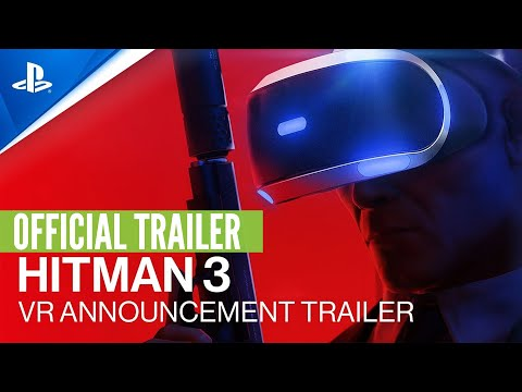 Hitman Vr Might Mean More For Psvr Than You Realize