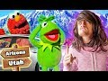 Kermit the Frog And Elmo's Unexpected Visitor! (Ft. Best in Class)