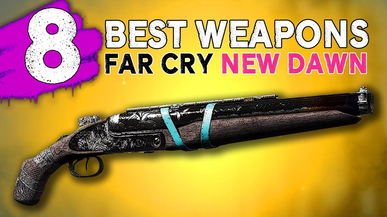 12 Advanced Tips For Far Cry New Dawn You Need To Know Youtube