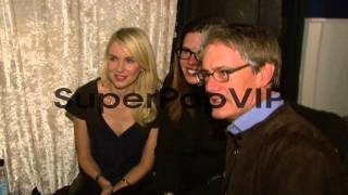 Desiree Gruber, Kyle MacLachlan, Naomi Watts at Celebriti...