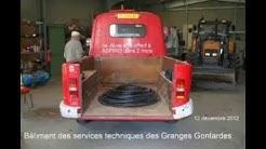 Restauration du J9 des Granges-Gontardes par ASPIRO26