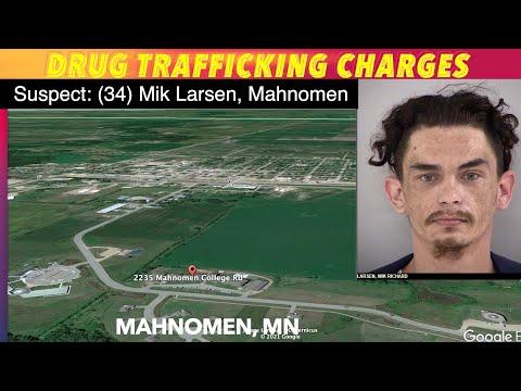 Mahnomen Man Facing Drug Trafficking Charges