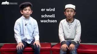 Wer war der verheißene Sohn ra? | Islamische Kindergeschichte
