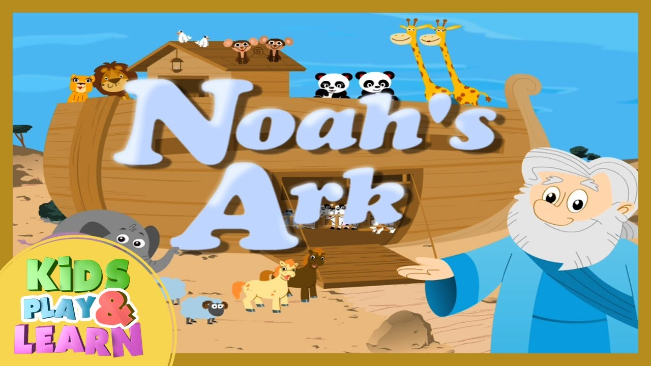 Noahs ark game