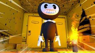 Bendy Returns! Minecraft FNAF Roleplay