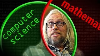 Computer Science ∩ Mathematics (Type Theory) - Computerphile