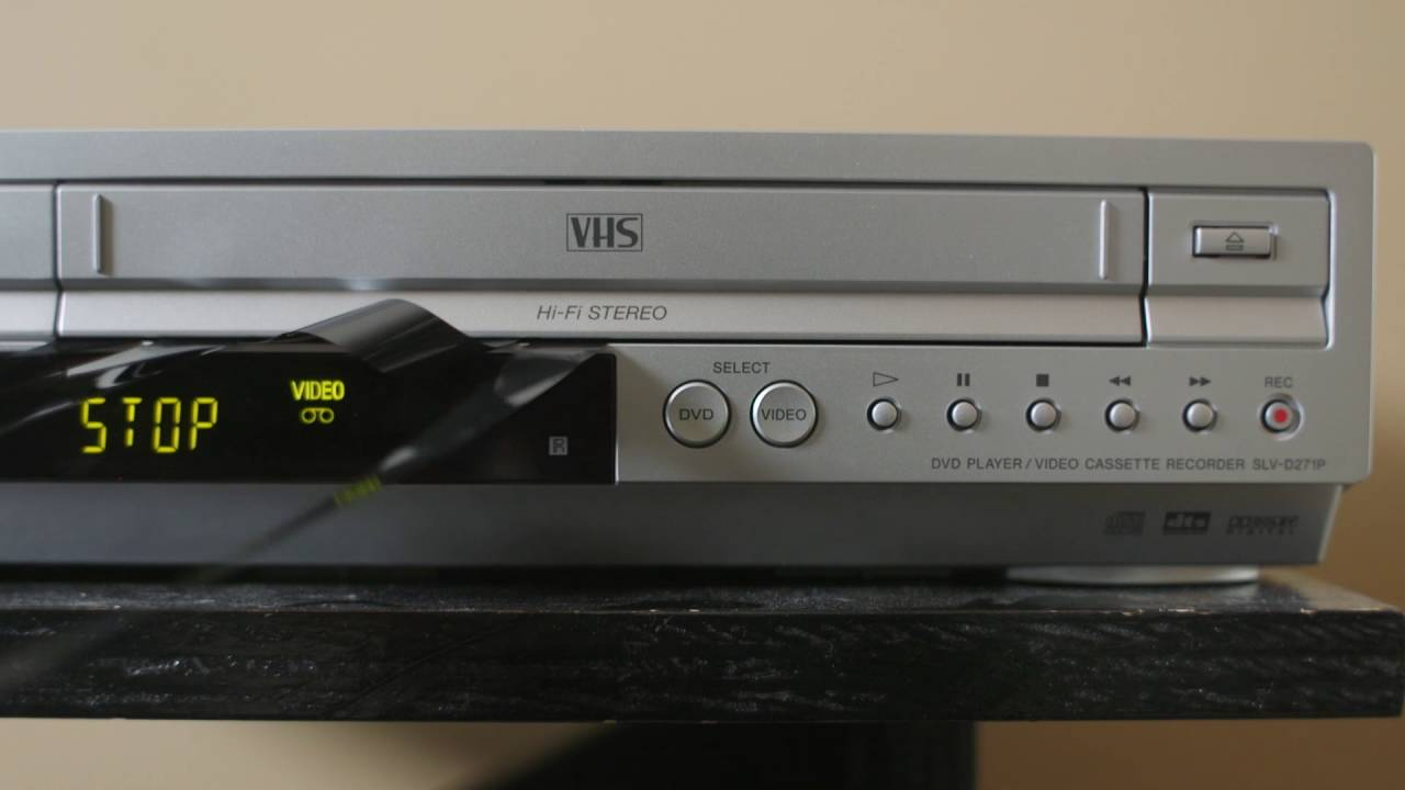 how to clean vcr machine