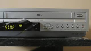 VCR Eats A Tape