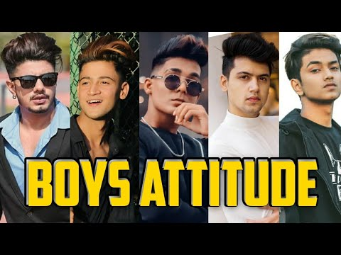 🔥Boys Attitude Videos🔥| Moj App | Tik Tok Videos🔥|🦁Chikka Al Vissa Song Tik Tok Videos🔥