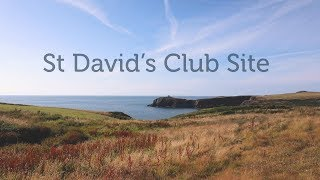 St David's Camping and Caravanning Club Site