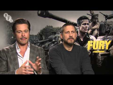 Brad Pitt and David Ayer on the making of Fury  BFI LFF