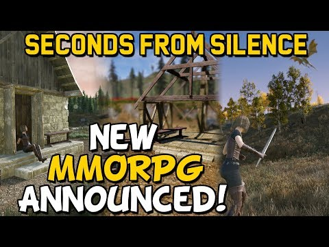 New MMORPG Announced - Seconds From Silence