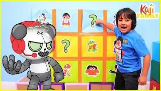SMASH BOX Surprise Challenge Game with Ryan!!