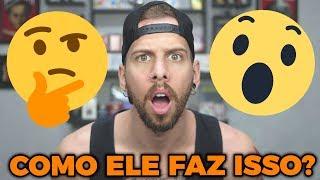 TE DESAFIO A DESCOBRIR ESSA MÁGICA feat. Escolha uma Carta